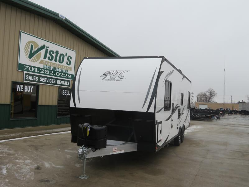2020 ATC 8.5'X28' Toyhauler Enclosed ARVAB852812K