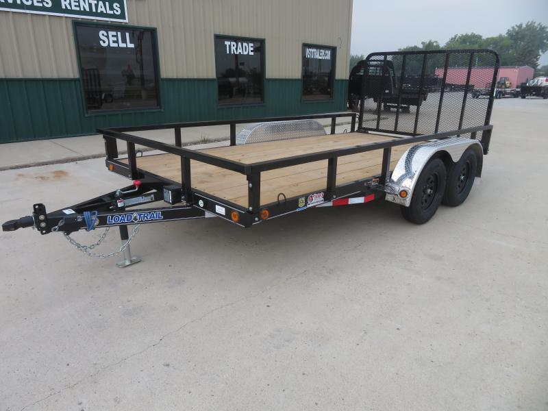 2021 Load Trail 83''X14' Utility Trailer UT83147K