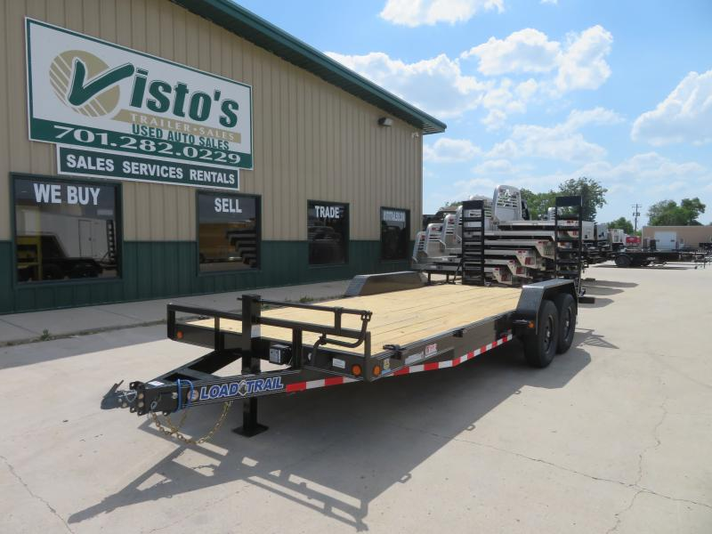 2020 Load Trail 83''X20' Equipment Trailer CH832010K