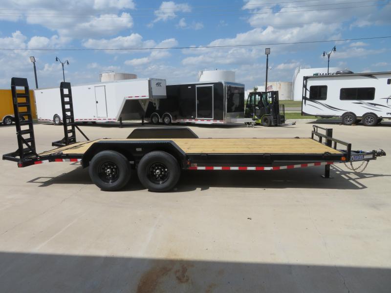 2020 Load Trail 83''X20' Equipment Trailer CH832010K