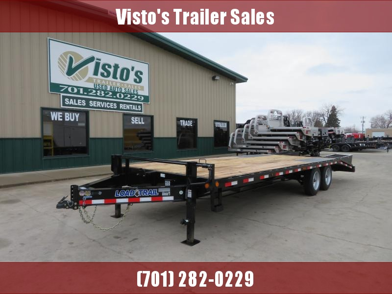 "2020 Load Trail 102""X25' Deckover Trailer PS022516K"
