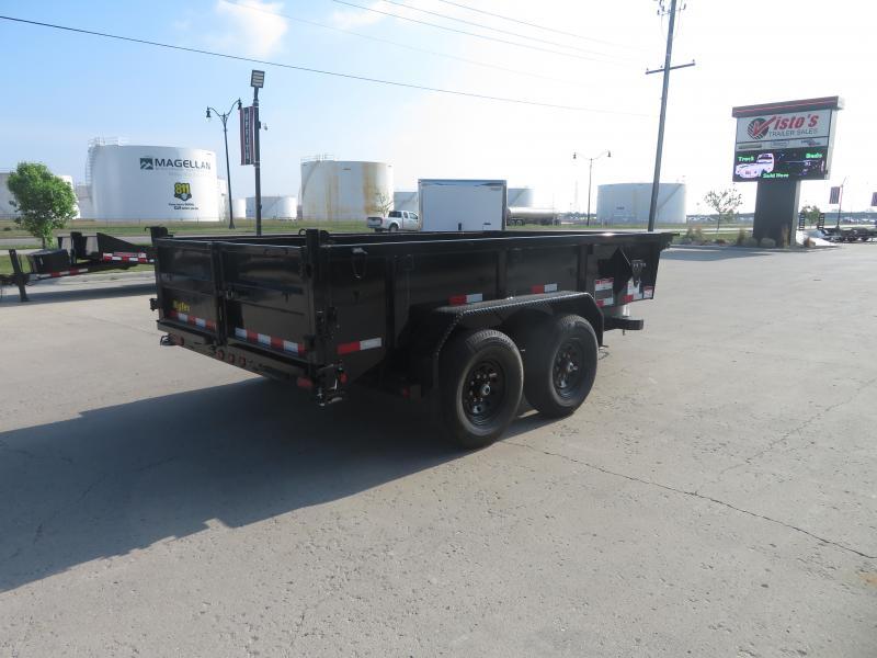 2021 Big Tex 83''X12' Dump Trailer LP831214K