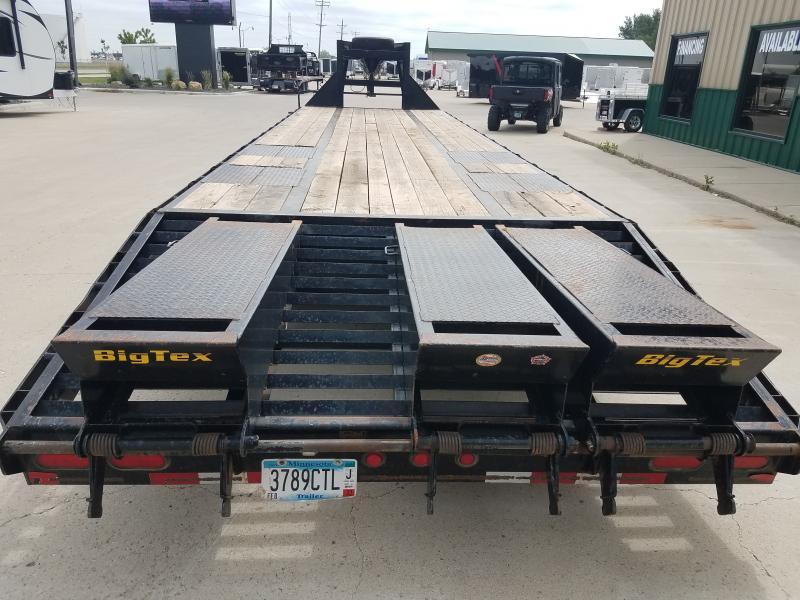 "2013 Big Tex 102""X28' Gooseneck Trailer 102""X28'"