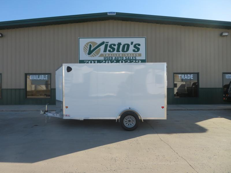 2021 EZ Hauler 6'X12' Enclosed Trailer EZEC612