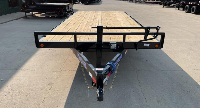 2022 Load Trail 102''X18' Deckover Trailer DK021814K