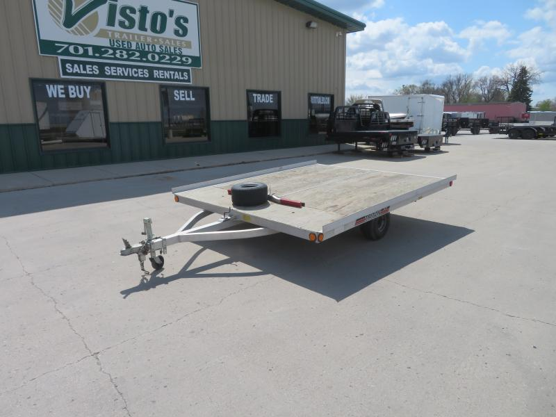 1998 Triton 10ft Tilt Sled Trailer 10ft Tilt Sled