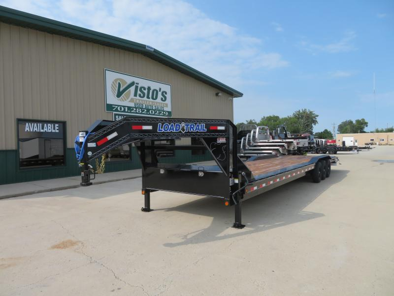 2021 Load Trail 102''X36' Gooseneck Equipment Trailer GC023621K