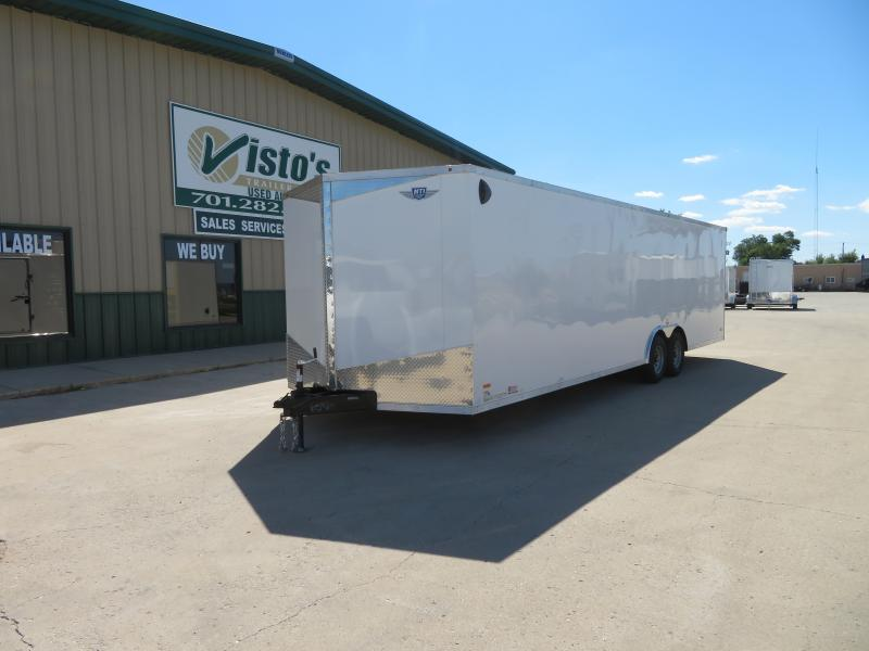 2020 MTI 8.5'X28' Enclosed Trailer MDLX852810K