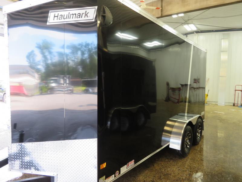 2019 Haulmark 7'X16' Enclosed Trailers TSV7167K