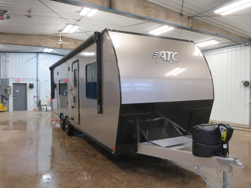 2020 ATC 8.5'X28' Enclosed Trailer ARVAB852810K