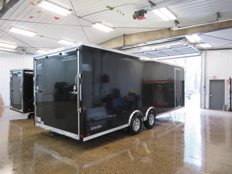 2019 ATC 8.5'X24' Enclosed Trailer RAVAB852410K
