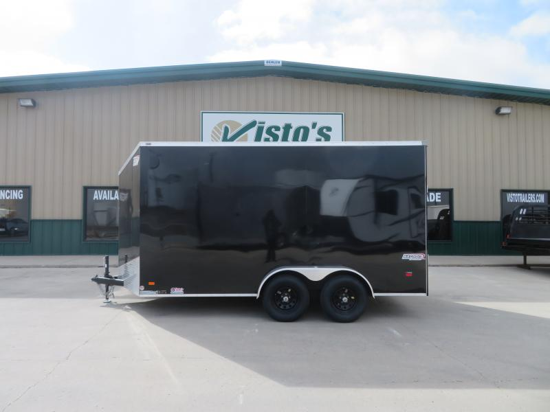 2021 Bravo 7'X14' Enclosed Trailer SC7147K