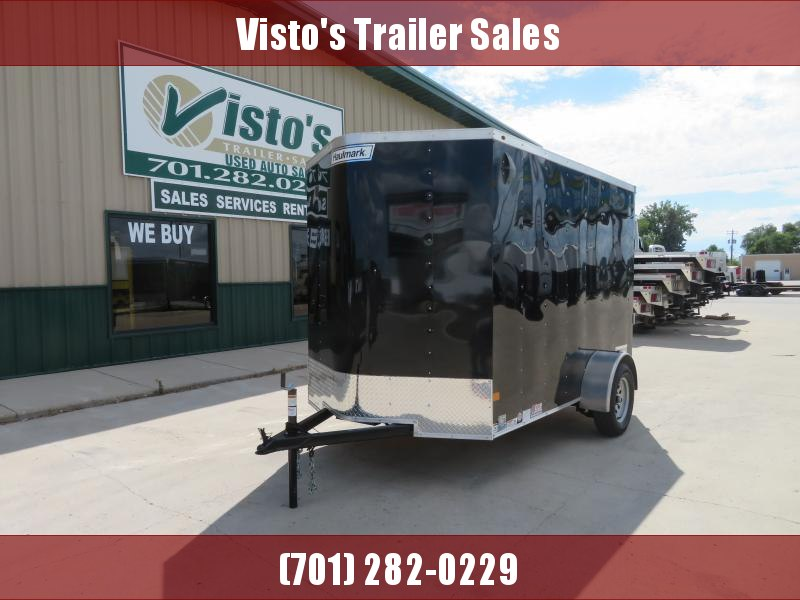 2021 Haulmark 6'X10' Enclosed Trailer PP610