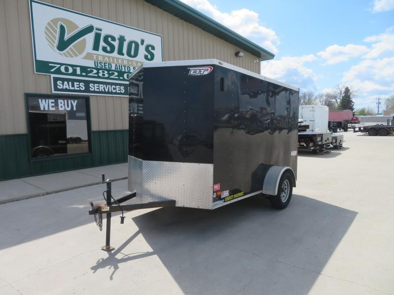 2018 Bravo 6X10 Enclosed Trailer SC610