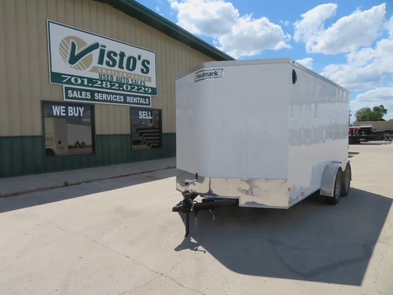 2020 Haulmark 7'X14' Enclosed Trailer PP7147K