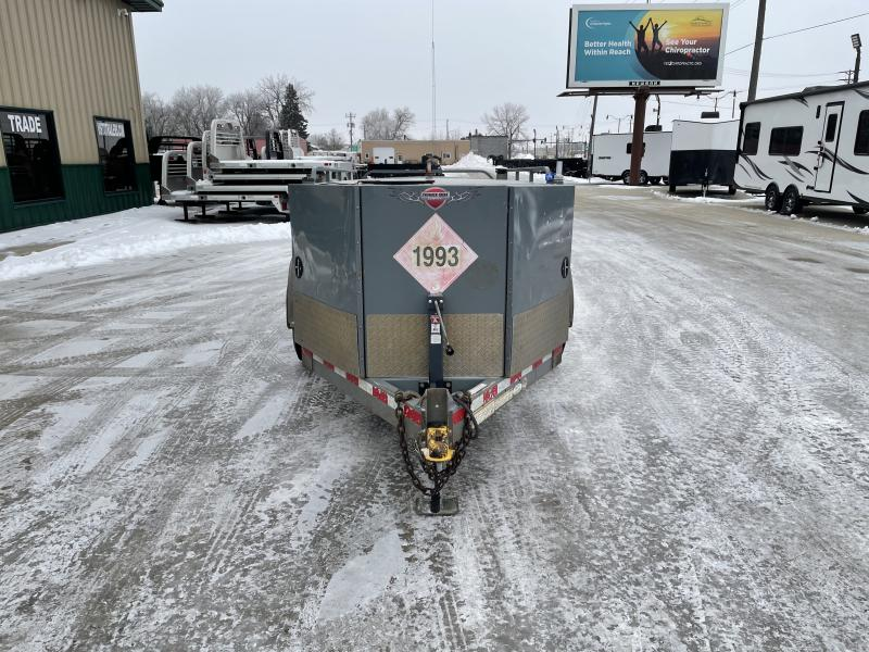 2014 Thunder Creek 990 Gallon Fuel Trailer ADT990-D