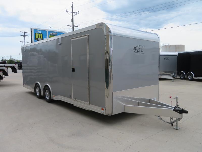2019 ATC 8.5'X24' Enclosed Trailer QSTAB852410K