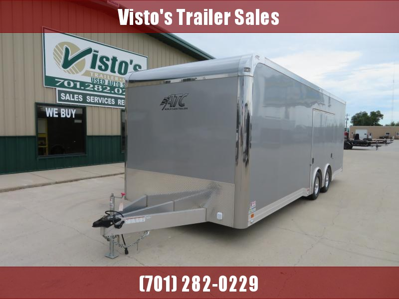 2019 ATC 8.5'X24' Enclosed Trailer QSTAB852410K