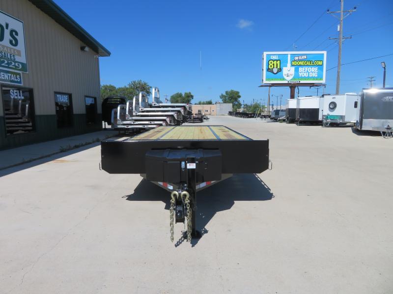 2020 Midsota 102''X24' Deckover Tilt Trailer TBO022416K