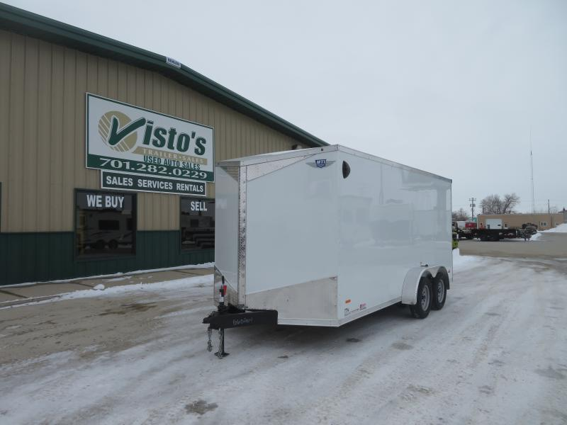 2021 MTI 7'X16' Enclosed Trailer MDLX7167K