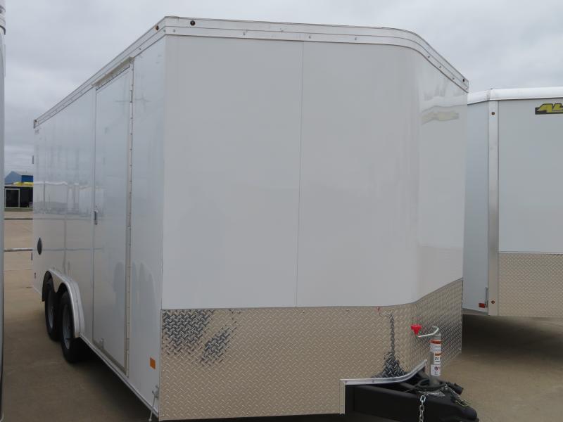 2019 Haulmark 8.5'X16' Enclosed Trailer TSV85167K