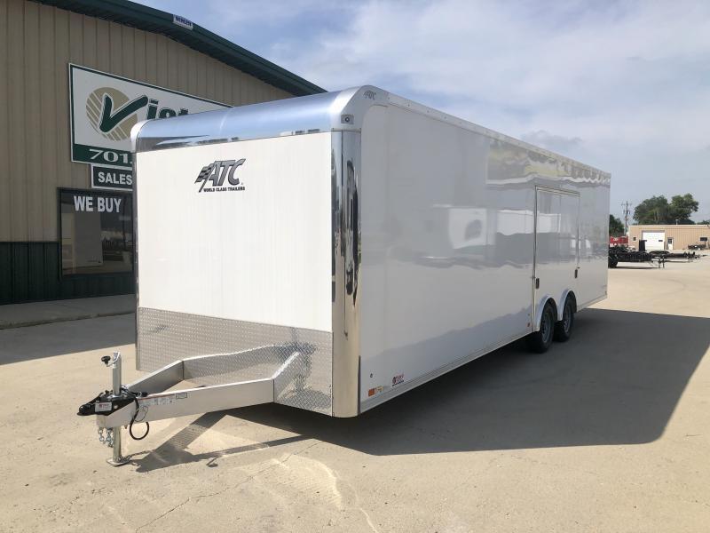 2020 ATC 8.5'X28' Enclosed Trailer RAVAB852810K