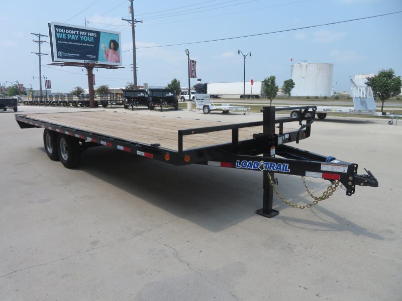 2021 Load Trail 102''X22' Deckover Trailer DK022214K