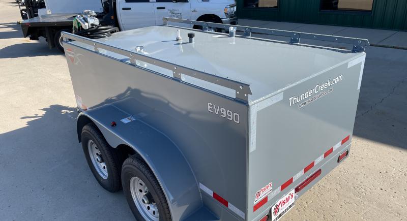 2021 Thunder Creek 990 Gallon Fuel Trailer EV990