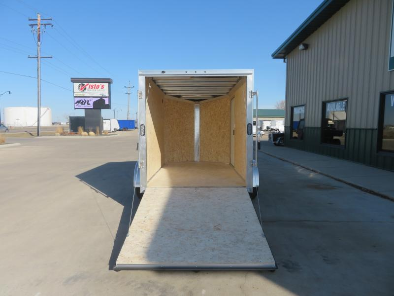 2021 EZ Hauler 6'X10' Enclosed Trailer EZEC610
