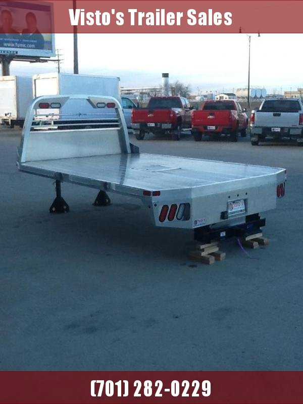 """PJ ALGB 11""""4""""X97"""" CTA 84/34"""" Aluminum Truck Bed"""