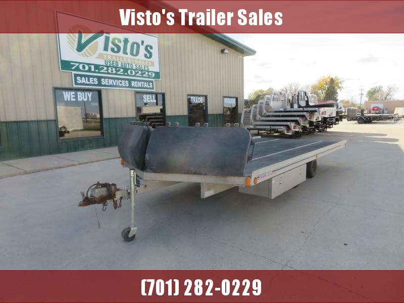 1998 Floe 102''X20' Snowmobile Trailer 102''X20' Snowmobile Trailer