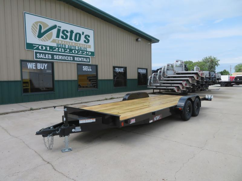 2020 Midsota 82''X20' Equipment Trailer CT82207K