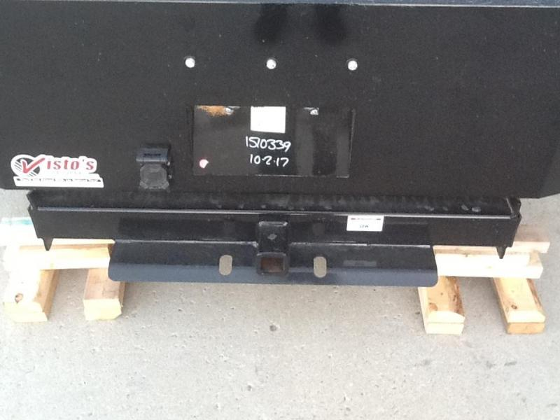 """2021 CM 8'6""""x84"""" CTA 56 or 58/42 Steel Truck Bed"""