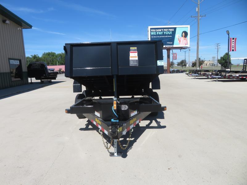 2021 Big Tex 72''X12' Dump Trailer 90SR-12