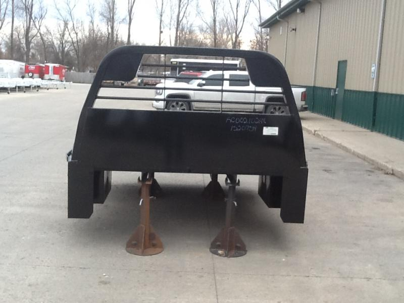 """2021 PJ Truck Beds SK 8'6""""x97"""" CTA 56/42"""" Steel Skirted 2 Boxes/Side Truck Bed"""