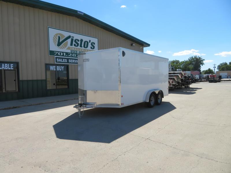 2020 EZ Hauler 7.5'X16' Enclosed Trailer EZEC75167K
