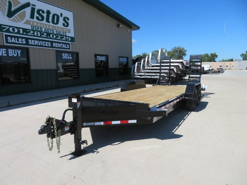 2020 Midsota 82''X20' Equipment Trailer ST822014K
