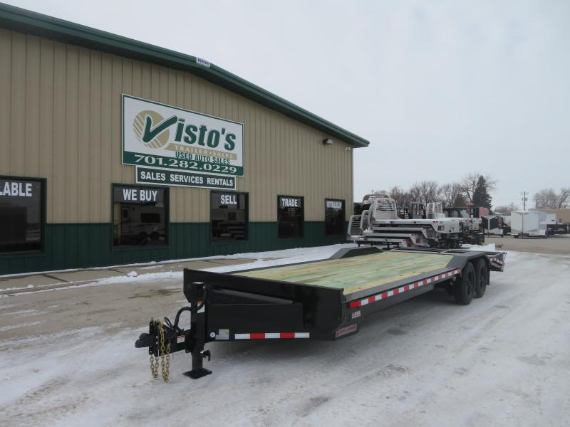 "2021 Midsota 102""X24' Equipment Trailer STWB022416K"