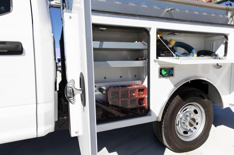 2021 CM Truck Beds SB Steel Service Body