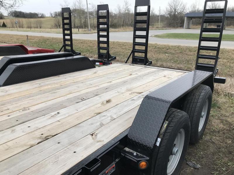 "2020 Load Trail 83"" x 20' Carhauler 14K"