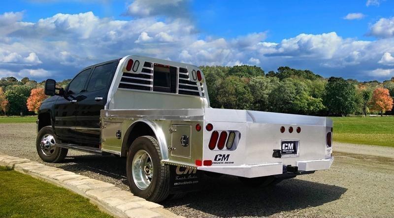 2021 CM Truck Beds AL SK Truck Bed