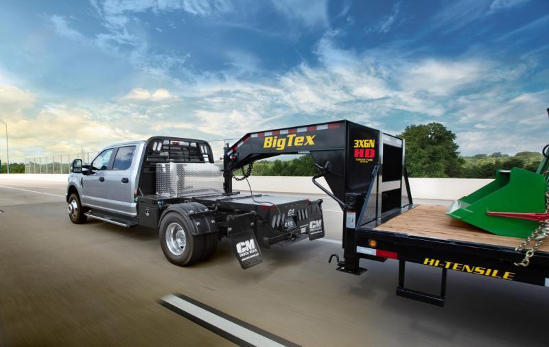 2021 CM Truck Beds Hot Shot Truck Bed