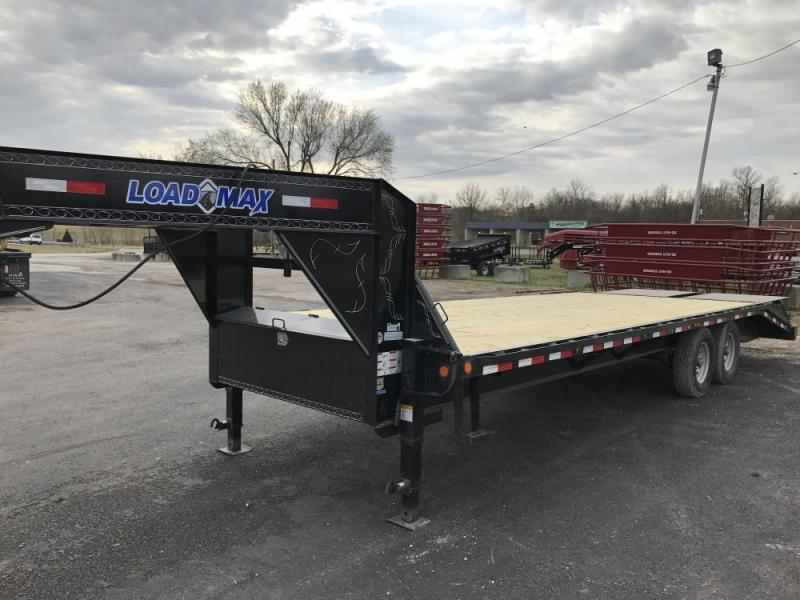 "2020 Load Max 102"" x 26' Multipurpose Flatbed Equipment Trailer"