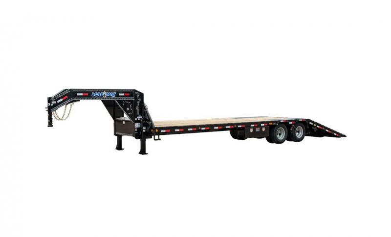 2020 Load Trail Low Pro Gooseneck Equipment Trailer
