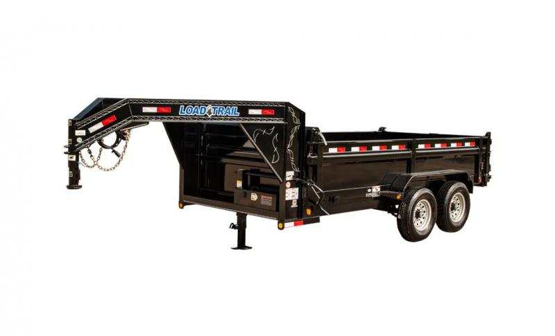 2020 Load Trail GD14 Dump Trailer