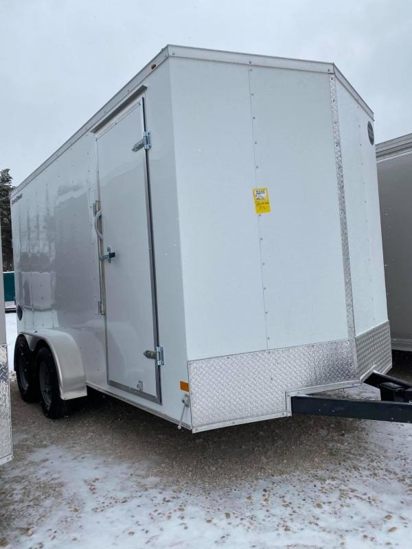 2021 Wells Cargo Fast Trac 7x14 Enclosed Cargo Trailer