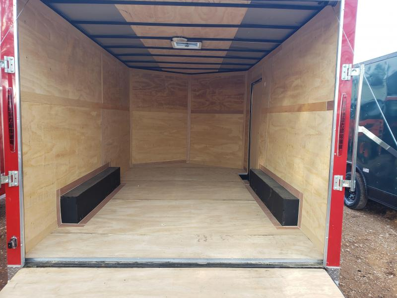 2021 Deep South 8.5x14 Tandem Axle Enclosed Cargo Trailer -NEW BUT DISCOUNTED--