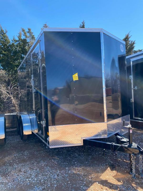 2021 Wells Cargo Fast Trac 7x14 Enclosed Cargo Trailer