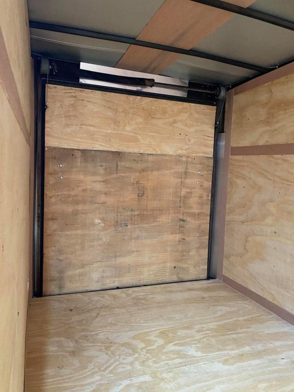 2020 Deep South 6x12 Tandem Axle Enclosed Cargo Trailer -  NEW BUT DISCOUNTED--