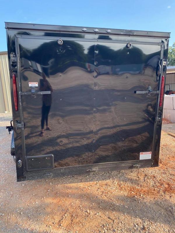 2020 Deep South 7x14 Tandem Axle Enclosed  Cargo Trailer -